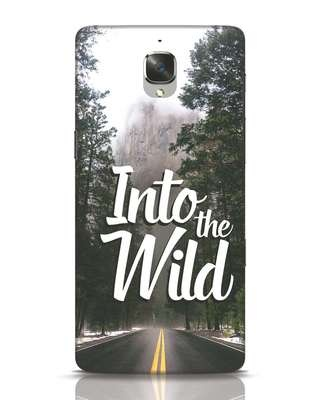 Shop Wild Road OnePlus 3T Mobile Cover-Front
