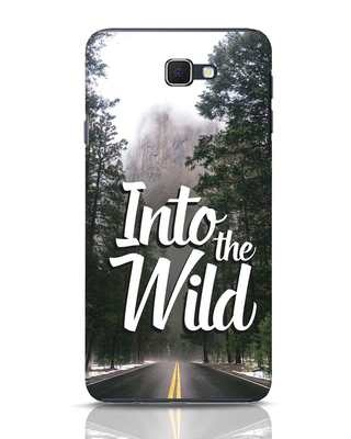 Shop Wild Road Samsung Galaxy J7 Prime Mobile Cover-Front