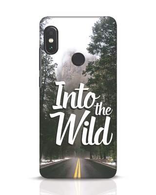 Shop Wild Road Xiaomi Redmi Note 5 Pro Mobile Cover-Front