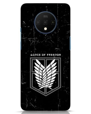 Shop Wings Of Freedom OnePlus 7T Mobile Cover-Front