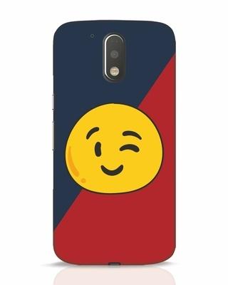 Shop Wink It Moto G4 Plus Mobile Cover-Front