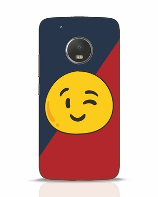 Shop Wink It Moto G5 Plus Mobile Cover-Front