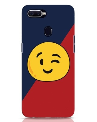 Shop Wink It Oppo F9 Pro Mobile Cover-Front