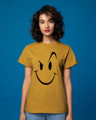 Shop Wink New Boyfriend T-Shirt-Front