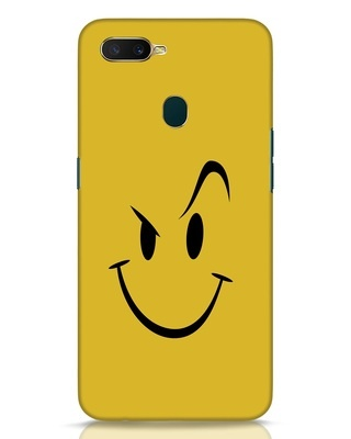 Shop Wink New Oppo A7 Mobile Cover-Front