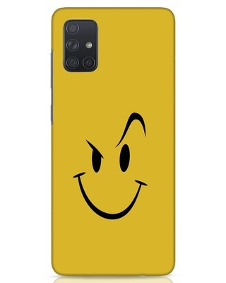 Shop Wink New Samsung Galaxy A71 Mobile Cover-Front
