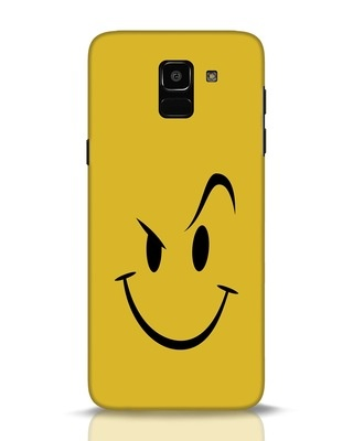 Shop Wink New Samsung Galaxy J6 Mobile Cover-Front