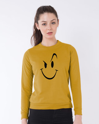 Shop Wink New Fleece Sweater-Front