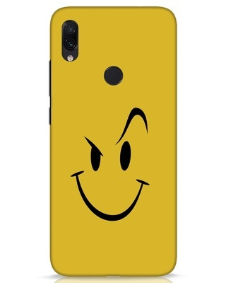 Shop Wink New Xiaomi Redmi Note 7s Mobile Cover-Front