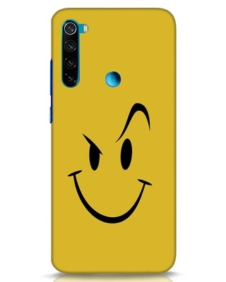 Shop Wink New Xiaomi Redmi Note 8 Mobile Cover-Front