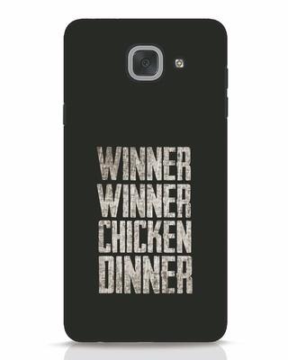 Shop Winner Winner Samsung Galaxy J7 Max Mobile Cover-Front