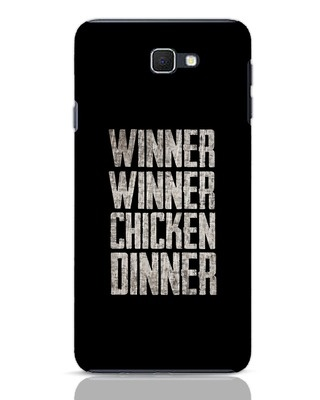 Shop Winner Winner Samsung Galaxy J7 Prime Mobile Cover-Front