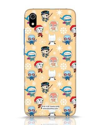Shop Winter Dc Xiaomi Redmi 7A Mobile Cover (BML)-Front
