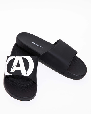Shop Women Avengers Sliders (AVL)-Front