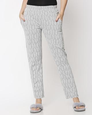 Shop Women's All Over Printed Pyjama-Front
