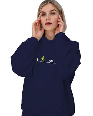 Shop Women's Gaming Hoodie-Front