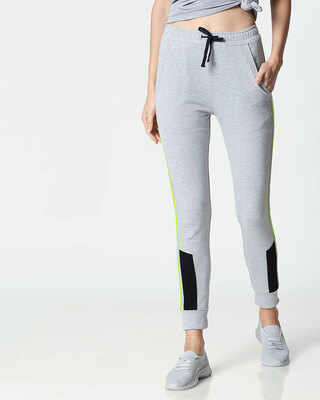 Shop Women's  Green Capsule Joggers-Front