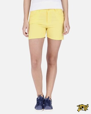 Shop Campus Sutra women's Stylish shorts-Front