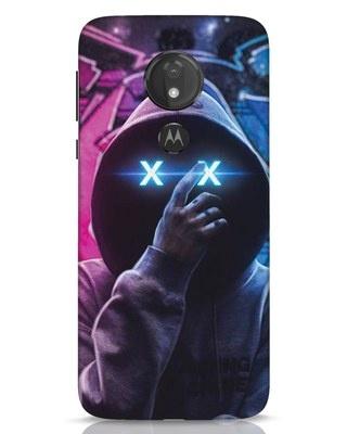 Shop Xx Boy Moto G7 Power Mobile Cover-Front