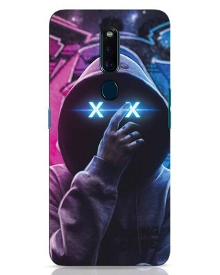Shop Xx Boy Oppo F11 Pro Mobile Cover-Front