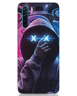 Shop Xx Boy Oppo F15 Mobile Cover-Front