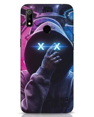 Shop Xx Boy Realme 3 Mobile Cover-Front