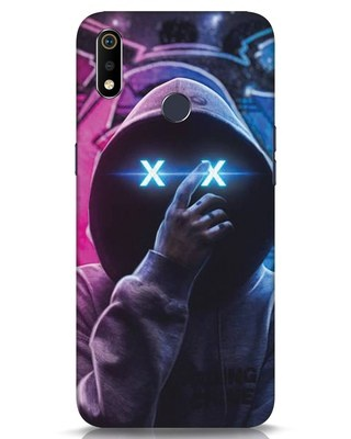 Shop Xx Boy Realme 3i Mobile Cover-Front
