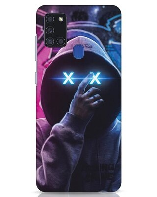 Shop Xx Boy Samsung Galaxy A21s Mobile Cover-Front