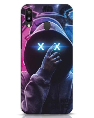 Shop Xx Boy Samsung Galaxy M20 Mobile Cover-Front