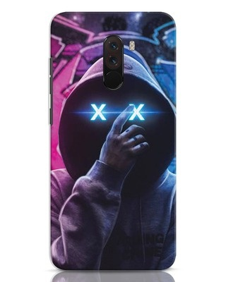 Shop Xx Boy Xiaomi POCO F1 Mobile Cover-Front
