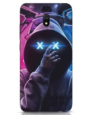 Shop Xx Boy Xiaomi Redmi 8A Mobile Cover-Front