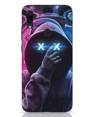 Shop Xx Boy Xiaomi Redmi Note 7 Pro Mobile Cover-Front