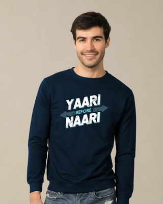 Shop Yaari Sweatshirt-Front