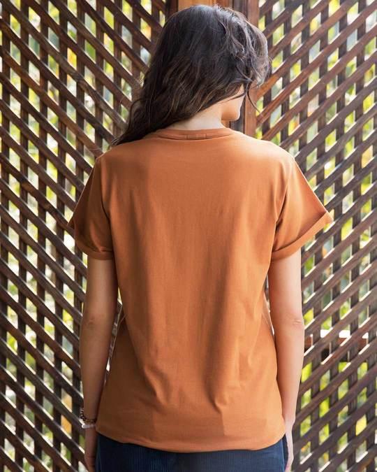 Shop #instamoods Boyfriend T-Shirt-Back