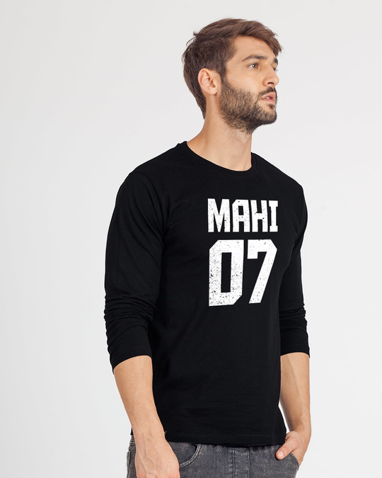 Shop 07 Mahi Full Sleeve T-Shirt-Back