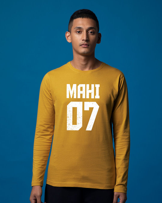 Shop 07 Mahi Full Sleeve T-Shirt-Front