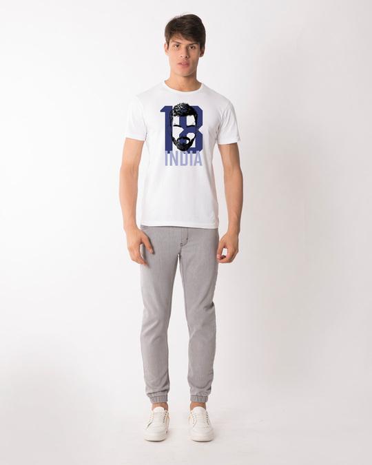Shop 18 India Half Sleeve T-Shirt-Design