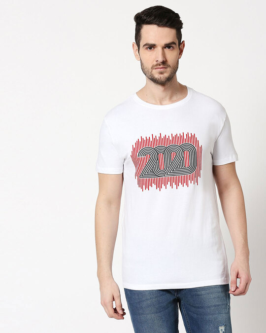 Shop 2020 Half Sleeve T-Shirt (HD)-Back