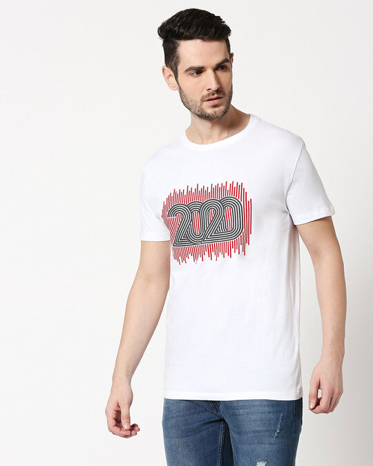 Shop 2020 Half Sleeve T-Shirt (HD)-Design