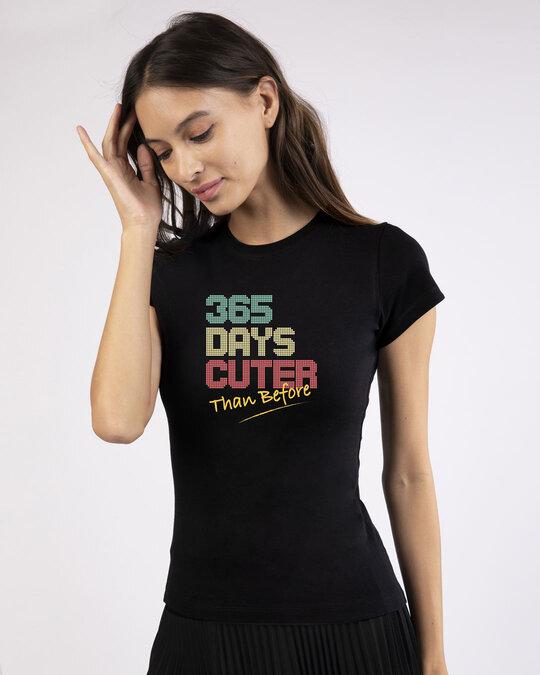Shop 365 Half Sleeve T-Shirt-Front