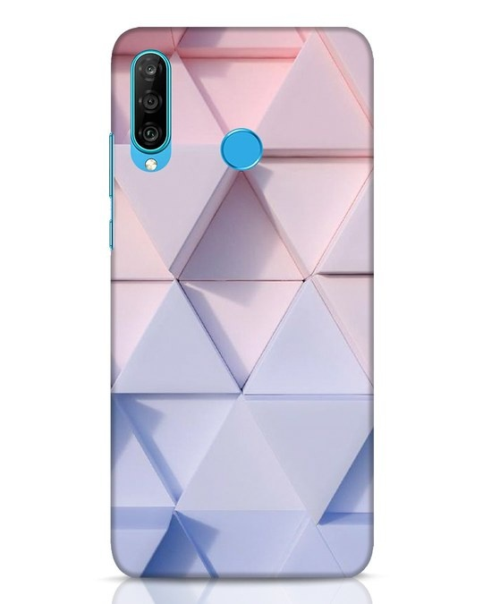 Shop 3d Prisma Huawei P30 Lite Mobile Cover-Front