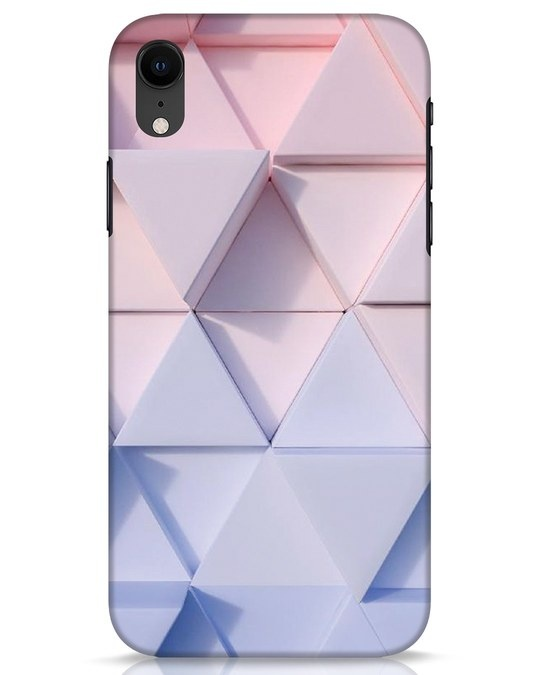 Shop 3d Prisma iPhone XR Mobile Cover-Front