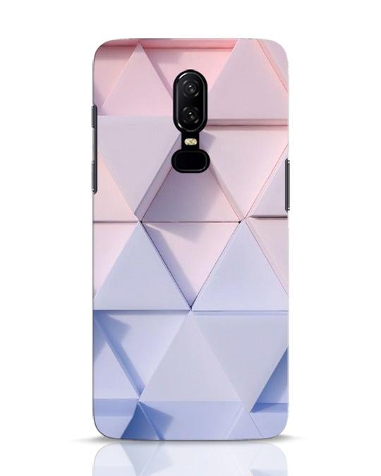 Shop 3d Prisma OnePlus 6 Mobile Cover-Front