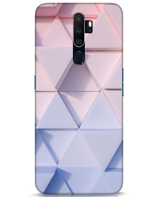 Shop 3d Prisma Oppo A9 2020 Mobile Cover-Front