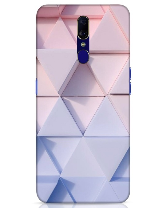 Shop 3d Prisma Oppo F11 Mobile Cover-Front