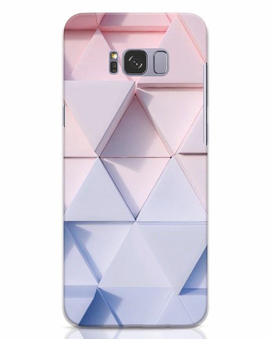 Shop 3d Prisma Samsung Galaxy S8 Plus Mobile Cover-Front