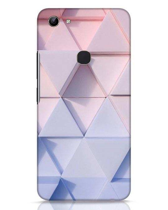 Shop 3d Prisma Vivo Y81 Mobile Cover-Front