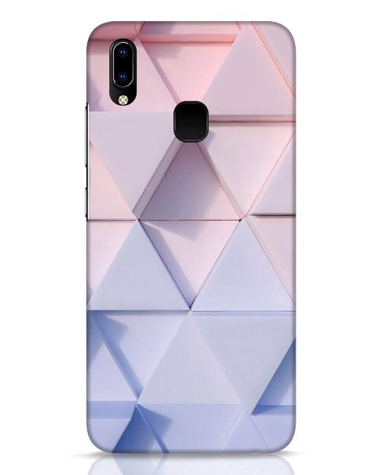 Shop 3d Prisma Vivo Y93 Mobile Cover-Front