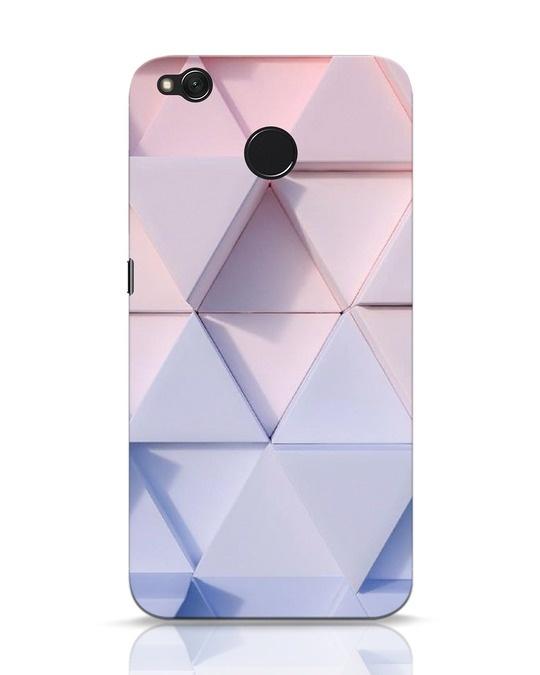 Shop 3d Prisma Xiaomi Redmi 4 Mobile Cover-Front