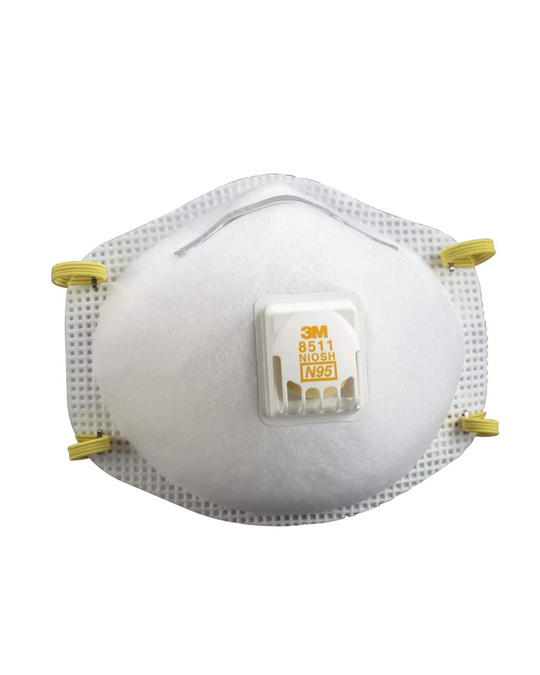 Shop 8511 N95 Particulate Respirator With Valve-Back